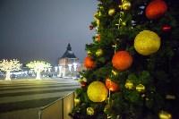 Дюмин осмотрел новогоднюю Тулу, Фото: 3