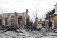 Пожар в Бухоновском переулке, Фото: 7
