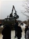 На автодороге Тула-Белев произошло два серьезных ДТП, Фото: 4