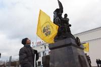 Открытие экспозиции в бронепоезде, 8.12.2015, Фото: 3