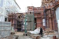 Реконструкция Кремля. 23 декабря 2013, Фото: 2