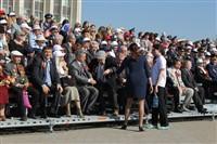 Военный парад в Туле, Фото: 11