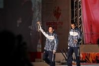 Этафета олимпийского огня. Площадь Ленина, Фото: 28