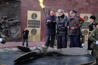 """Зажжение Вечного огня у мемориала """"Защитникам неба Отечества"""", Фото: 65"""