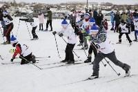В Тульской области прошла «Лыжня Веденина-2019»: фоторепортаж, Фото: 26