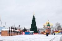 Праздничное оформление площади Ленина. Декабрь 2014., Фото: 9
