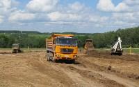 Стартовал второй этап по благоустройству бывшей свалки в Судаково, Фото: 5