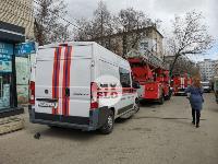 Пожар на ул. Октябрьской, Фото: 12
