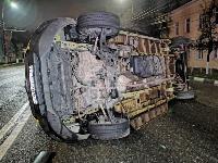 ДТП с автомобилем реанимации в центре Тулы, Фото: 6