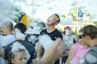 В центре Тулы прошла большая пенная вечеринка, Фото: 95