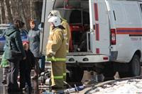 В Туле спасатели провели акцию «Дети без опасности», Фото: 26