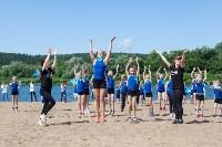 Акробаты и боксеры в летнем лагере, Фото: 101