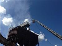 Пожар в Плавске, Фото: 2