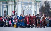 Средневековые маневры в Тульском кремле. 24 октября 2015, Фото: 37