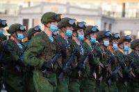 Репетиция военного парада 2020, Фото: 53