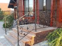 Кованые изделия – уникальное «живое» украшение вашего дома, Фото: 12