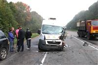 ДТП на автодороге «Крым», 10 сентября 2013 г., Фото: 8