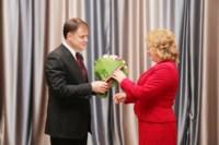 Губернатор поздравил тульских педагогов с Днем учителя, Фото: 1