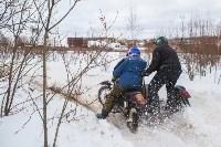 От зимнего мототоксикоза – мотослет «Самовар-Треффен» , Фото: 52
