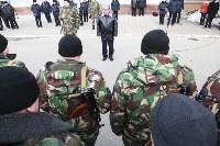 Тульские омоновцы вернулись из служебной командировки, Фото: 4