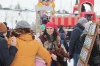 Как туляки провожали зиму на набережной Упы, Фото: 27