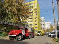 Пожар на улице Степанова, Фото: 6