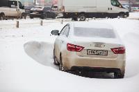 Последствия снежного циклона в Туле, Фото: 16