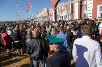 Суворовское училище торжественно отметило начало нового учебного года, Фото: 30