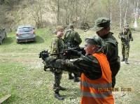 Региональный этап военно-тактической игры «Заря», Фото: 7