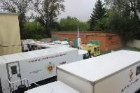 Московские врачи провели прием жителей в Ефремове и Каменском районе, Фото: 13