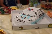 Тульская Госавтоинспекция накормила сирот тортом ДПС, Фото: 2
