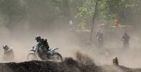 Юные мотоциклисты соревновались в мотокроссе в Новомосковске, Фото: 59