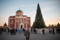 В Тульском кремле открылась новогодняя елка, Фото: 22