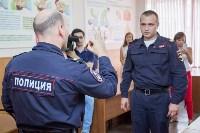 Экзамен для полицейских по жестовому языку, Фото: 21