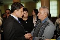 Владимир Груздев с визитом в Алексин. 29 октября 2013, Фото: 14