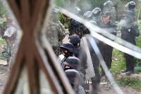 В Плеханово продолжается снос незаконных цыганских построек, Фото: 96