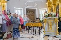 12 июля. Праздничное богослужение в храме Святых Петра и Павла, Фото: 146