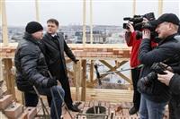 Реконструкция Тульского кремля. Обход 31 марта, Фото: 10
