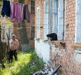 В Шахтинском поселке люди вынуждены жить в рушащихся домах, Фото: 8