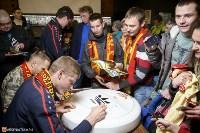 Болельщики «Арсенала» пообщались с игроками команды, Фото: 10