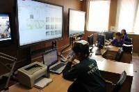 Замминистра МЧС проверил в Туле ход внедрения АПК «Безопасный город», Фото: 8