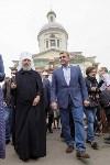 Алексей Дюмин посетил Епифанскую ярмарку, Фото: 2