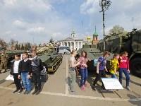 День Тульской дивизии ВДВ: на площади Ленина приземлились парашютисты, Фото: 107