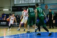 Тульские баскетболисты «Арсенала» обыграли черкесский «Эльбрус», Фото: 55