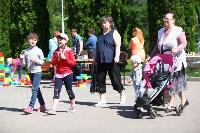 День защиты детей в ЦПКиО им. П.П. Белоусова: Фоторепортаж Myslo, Фото: 7
