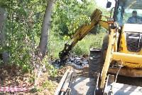 Ликвидация разлива нефтепродуктов в Комарках, Фото: 8