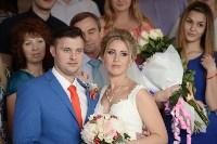 В Туле чествовали молодожёнов и супругов-юбиляров, Фото: 15