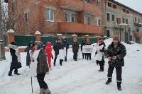 Митинг на улице Лескова, Фото: 2