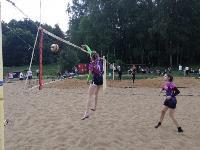 В Центральном парке Тулы прошло первенство области по пляжному волейболу среди девушек, Фото: 9