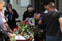 Жуткое ДТП в Суворове: проститься с погибшим полицейским пришли сотни человек, Фото: 24
